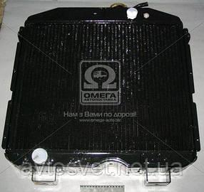 Радіатор вод. охо. ПАЗ 3205 (4-х рядн.) (пр-во ШААЗ) 3205-1301010