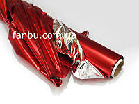 Полисилк на разрез,красный( 1 лист 0.5м*1м)