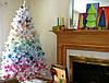 Шары на елку  5 см, 8 шт  (3 цвета), фото 3