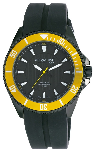 Мужские часы Q&Q DF00J512Y