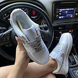Кроссовки Nike Air Force 1 Low White Reflective, кроссовки найк аир форс 1 '07, кросівки Nike Air Force 1 '07, фото 2
