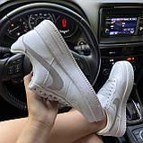 Кроссовки Nike Air Force 1 Low White Reflective, кроссовки найк аир форс 1 '07, кросівки Nike Air Force 1 '07, фото 3