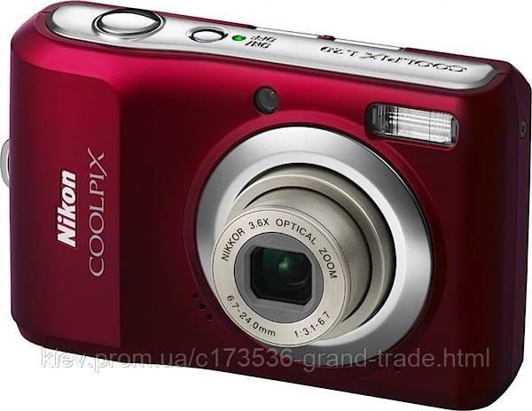 Выиграй фотоаппарат Nikon