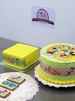 Арт-пастила. Новинка в декорировании тортов.