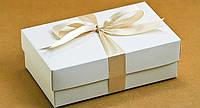"Коробка ""Медиум"" белая М0010-01, размер 140*85*45 мм"