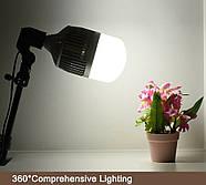 65W Лампа для постійного світла Visico FB-65 LED, фото 4