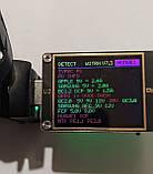 USB быстрое зарядное QC 3,0 / AFC 12V/ FCP 9.0V врезная 12-24в 18 Вт/3A с вольтметром влагостойкое  авто мото, фото 5