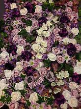 Изделия из искусственных цветов.