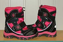 Зимняя термо-обувь на девочку 31 р