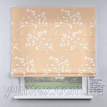 Римская штора с популярными современными принтами № 15-11-7 доставка бесплатно