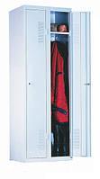 Шкаф металлический одежный А10