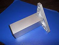 Ножка мебельная НЕ регулируемая пластик, фото 1