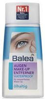 Двухфазное средство для снятия водостойкого макияжа 3 в1 Balea Augen Make-Up  100 мл