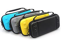 Чехол кейс Woopower с ручкой для Nintendo Switch Lite / Есть стекла /