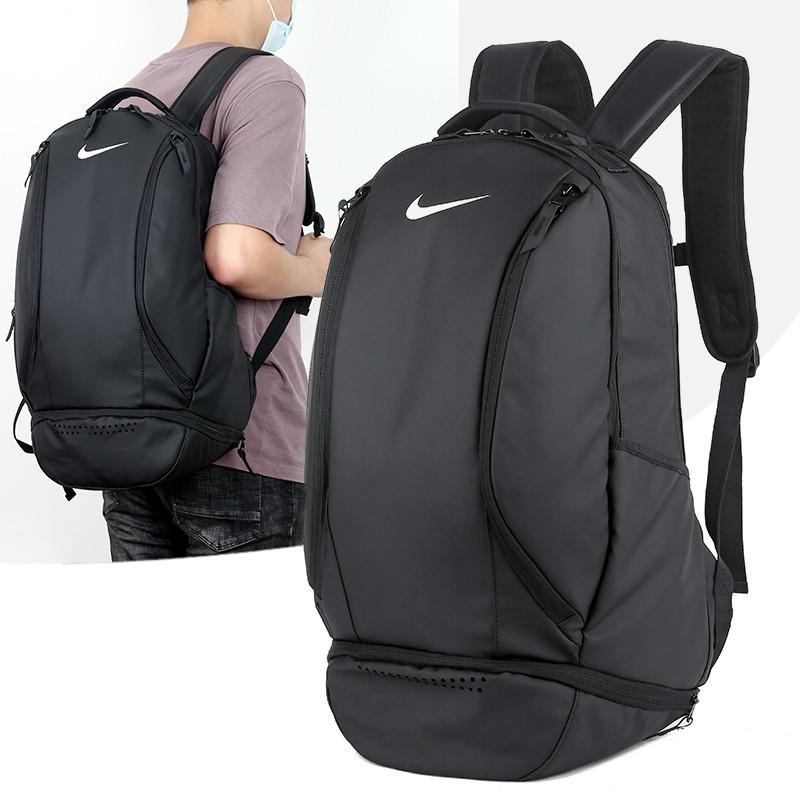 "Рюкзак спортивный ""NIKE"" для ноутбука, c карманом для обуви и мяча"