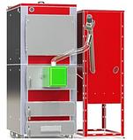 Котел пеллетный универсальный Smart MW 50 кВт + Пеллетная горелка Air Pellet 50 кВт с Бункером 1м3, фото 2