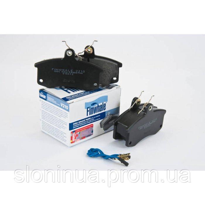 Колодка передняя торм  ВАЗ 2110  V210  2110 3501080 FINWHALE 56235