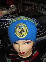 Стильная мужская шапка Украина
