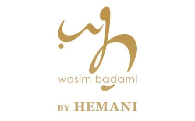 Wasim Badami by Hemani (Пакистан)