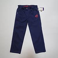 Брюки/джинсы для девочек цветные Zeplin 110р-140р