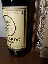 Вино 1984 года Leonardo Chianti Италия, фото 2