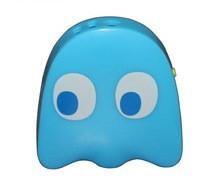 Mp3 плеер клякса из игры Pacman (Блинки, Пинки, Инки, Клайд) + наушники + кабель + коробка Клякса Инки синий blue