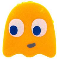Mp3 плеер клякса из игры Pacman (Блинки, Пинки, Инки, Клайд) + наушники + кабель + коробка Клякса Клайд аранжевый orange