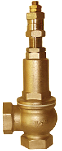Клапан предохранительный Valtec DN 20