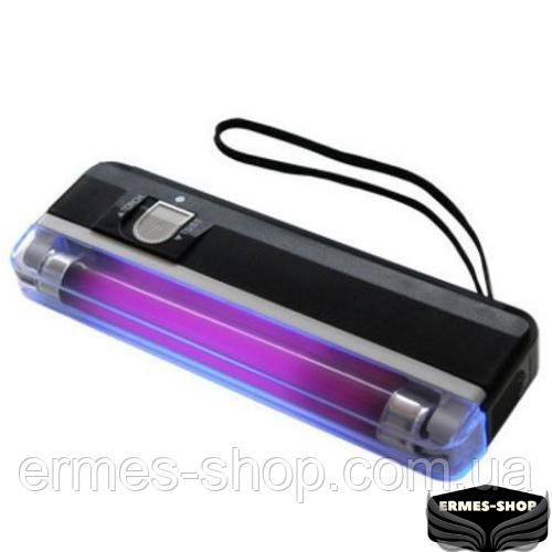 Детектор валют портативний ультрафіолетовий DL-01 | Апарат перевірки грошей