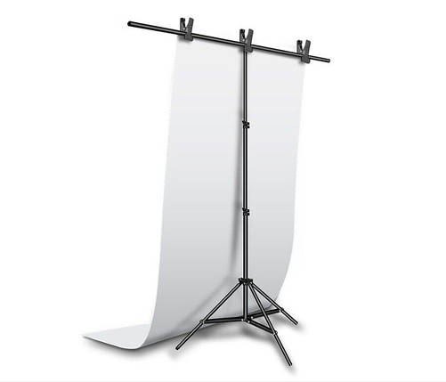 Фотофон, фон для фото предметної зйомки Deep PVC Білий 60×130 см ПВХ (Матовий), фото 2