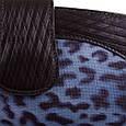 Женский кожаный клатч ETERNO синий, ET15107-3, фото 6