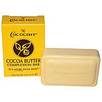 Cococare Мыло брусковое с маслом какао, 110 г