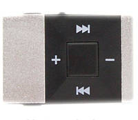 Mp3 плеер Icool в стиле Apple + наушники + кабель + коробка Серебряный silver