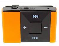 Mp3 плеер Icool в стиле Apple + наушники + кабель + коробка Оранжевый orange