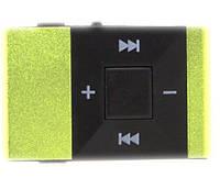 Mp3 плеер Icool в стиле Apple + наушники + кабель + коробка Зеленый green