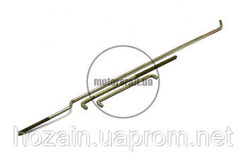 Тяги сцепления и тормоза комплект мототрактора Силач (шт.), фото 2
