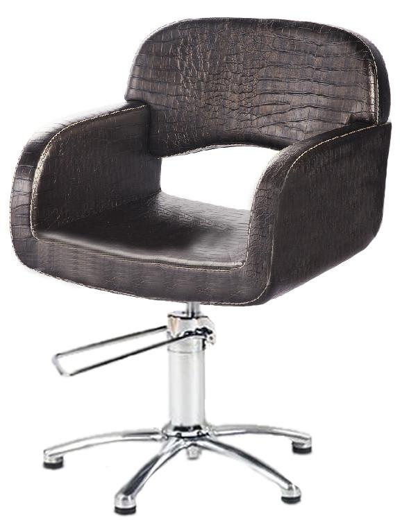 Кресло клиента парикмахерского салона красоты подъемник гидравлика Польша модель  VM828