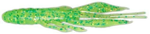 "Приманка Jackall Waver Shrimp 2.8"" 8 шт Chart/Lime Chart Flake - Salmon - интернет-магазин в Киеве"