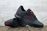 Чоловічі шкіряні кросівки Jordan, фото 7