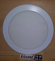Светодиодная панель круглая-18Вт (Ø225 / Ø205) 6400K, 1440 люмен