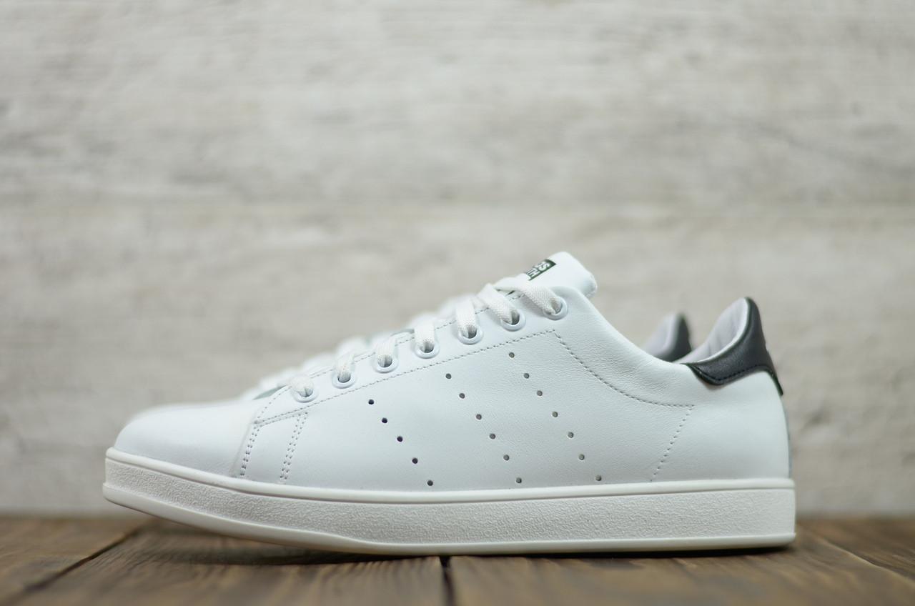 Чоловічі шкіряні кеди/кросівки Adidas Stan Smith