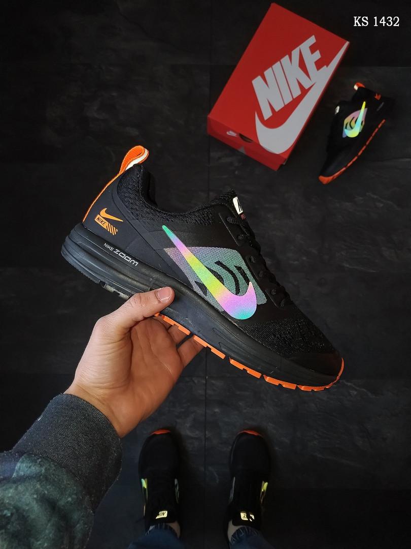 Мужские кроссовки Nike Pegasus 31 (черные)