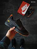 Мужские кроссовки Nike Pegasus 31 (черные), фото 2