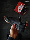 Мужские кроссовки Nike Pegasus 31 (черные), фото 3