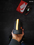 Мужские кроссовки Nike Pegasus 31 (черные), фото 6