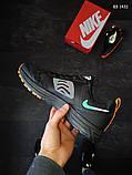 Мужские кроссовки Nike Pegasus 31 (черные), фото 7