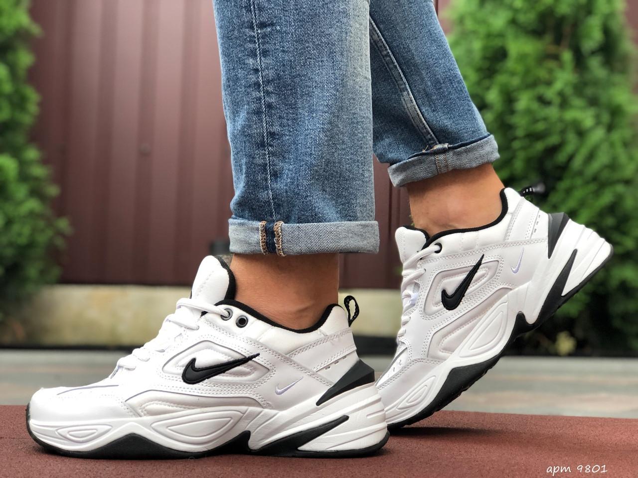 Чоловічі кросівки Nike М2К Tekno білі