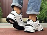 Чоловічі кросівки Nike М2К Tekno білі, фото 3