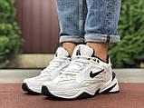 Чоловічі кросівки Nike М2К Tekno білі, фото 4