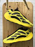 Чоловічі кросівки Adidas Yeezy 700 v3, фото 2
